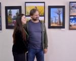 Открытие фотовыставки Юрия Бирюкова и Алины Кузьменко 2