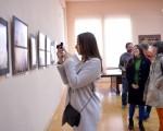 Открытие фотовыставки Юрия Бирюкова и Алины Кузьменко 3