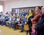 Открытие фотовыставки Юрия Бирюкова и Алины Кузьменко 11