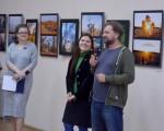 Открытие фотовыставки Юрия Бирюкова и Алины Кузьменко 16