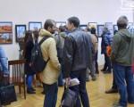 Открытие фотовыставки Юрия Бирюкова и Алины Кузьменко 18