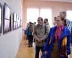Открытие фотовыставки Юрия Бирюкова и Алины Кузьменко 25