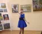 Открытие художественной выставки «Art-шаги» 13