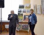 Открытие художественной выставки «Art-шаги» 19