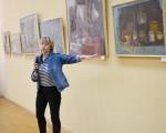 Открытие художественной выставки «Art-шаги» 20