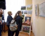Открытие художественной выставки «Art-шаги» 22