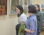 Открытие художественной выставки «Art-шаги» 23