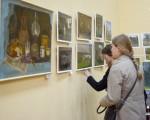 Открытие художественной выставки «Art-шаги» 25