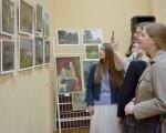 Открытие художественной выставки «Art-шаги» 26