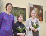 Открытие художественной выставки «Art-шаги» 29
