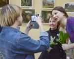 Открытие художественной выставки «Art-шаги» 33