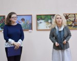 Открытие выставки «Красота вокруг нас» 7