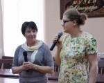 Выставка батика Ирины Суздальцевой 10