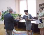 Выставка батика Ирины Суздальцевой 11