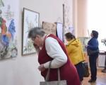 Выставка батика Ирины Суздальцевой 21