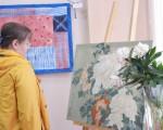 Выставка батика Ирины Суздальцевой 23