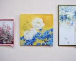 Выставка батика Ирины Суздальцевой 24