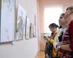 Выставка батика Ирины Суздальцевой 27