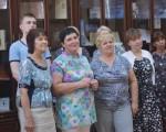 Выставка художественной вышивки и акварели Анны Пугачевой «Под шелест трав…» 8