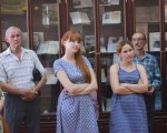 Выставка художественной вышивки и акварели Анны Пугачевой «Под шелест трав…» 9