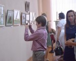 Выставка художественной вышивки и акварели Анны Пугачевой «Под шелест трав…» 15