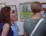 Выставка художественной вышивки и акварели Анны Пугачевой «Под шелест трав…» 16