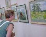 Выставка художественной вышивки и акварели Анны Пугачевой «Под шелест трав…» 18