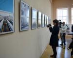 Открытие фотовыставки Владимира Ступинского «Залинейная перспектива» 1