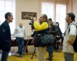 Открытие фотовыставки Владимира Ступинского «Залинейная перспектива» 5