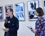 Открытие фотовыставки Владимира Ступинского «Залинейная перспектива» 10