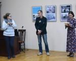 Открытие фотовыставки Владимира Ступинского «Залинейная перспектива» 14