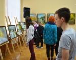 Открытие выставки живописи Геннадия Шуремова «Город над Сожем» 1