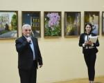 Открытие выставки живописи Геннадия Шуремова «Город над Сожем» 11