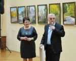 Открытие выставки живописи Геннадия Шуремова «Город над Сожем» 26