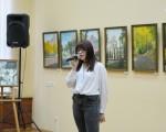 Открытие выставки живописи Геннадия Шуремова «Город над Сожем» 29
