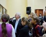 Открытие выставки живописи Геннадия Шуремова «Город над Сожем» 32