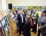 Открытие выставки живописи Геннадия Шуремова «Город над Сожем» 38