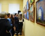 Выставка репродукций Николая Рериха 1