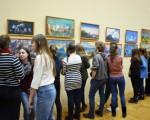 Выставка репродукций Николая Рериха 2
