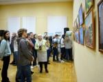 Выставка репродукций Николая Рериха 6