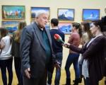 Выставка репродукций Николая Рериха 7