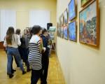 Выставка репродукций Николая Рериха 8