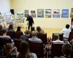 Выставка репродукций Николая Рериха 9