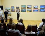 Выставка репродукций Николая Рериха 14