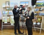 Выставка репродукций Николая Рериха 15