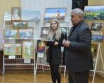 Выставка репродукций Николая Рериха 19