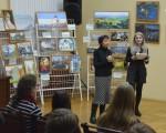 Выставка репродукций Николая Рериха 24
