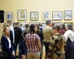 Выставка Игоря Хайкова «Прогулка» 3