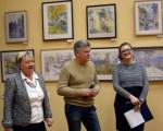 Выставка Игоря Хайкова «Прогулка» 12