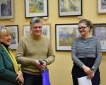 Выставка Игоря Хайкова «Прогулка» 13